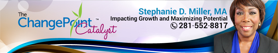 Stephanie D. Miller - Speaker, Author, Consultant and Change/Growth Expert